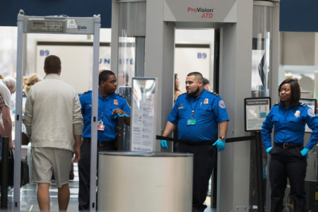Pilot Arrested for Carrying Loaded Gun in Florida Airport