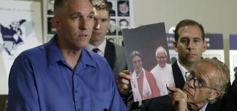 California Bishops Sued For Hiding Cases Of Sexual Abuse