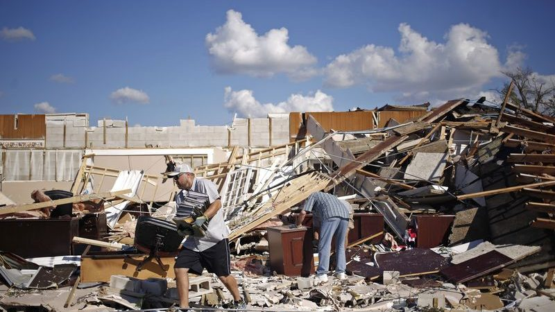 19 People Dead After Hurricane Michael Passes Through The Southeast of US
