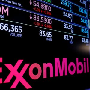 New York sues Exxon Mobil for Misleading Investors