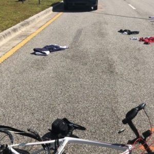 Four Cyclists Hit By A Car In Sarasota County