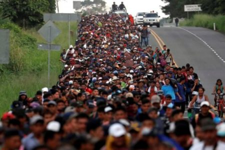 Mexican Governor Revokes Offer of Buses to Migrant Caravan